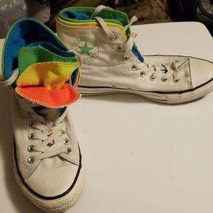 Converse Quad Fold Rainbow Chuck Taylor All Star